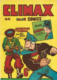 Cover Thumbnail for Climax Color Comic (K. G. Murray, 1947 series) #12