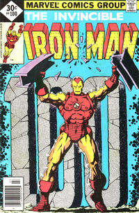 Cover Thumbnail for Iron Man (Marvel, 1968 series) #100 [Diamond price box]