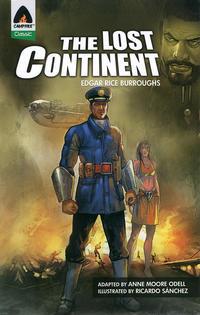 Cover Thumbnail for The Lost Continent (Kalyani Navyug Media Pvt Ltd, 2010 series) #[nn]