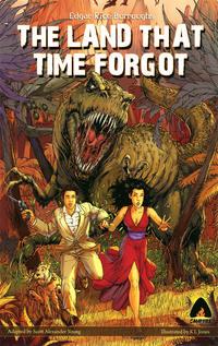 Cover Thumbnail for The Land That Time Forgot (Kalyani Navyug Media Pvt Ltd, 2009 series) #[nn]