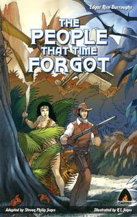 Cover Thumbnail for The People That Time Forgot (Kalyani Navyug Media Pvt Ltd, 2009 series) #[nn]