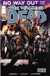Cover Thumbnail for The Walking Dead (Image, 2003 series) #84