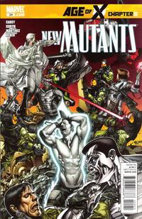 Cover Thumbnail for New Mutants (Marvel, 2009 series) #24