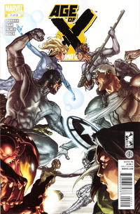 Cover Thumbnail for Age of X: Universe (Marvel, 2011 series) #2