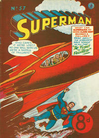 Cover Thumbnail for Superman (K. G. Murray, 1947 series) #57