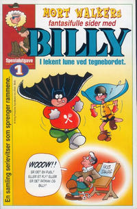 Cover Thumbnail for Billy Spesialutgave [Bilag til Billy] (Hjemmet / Egmont, 2001 series) #1