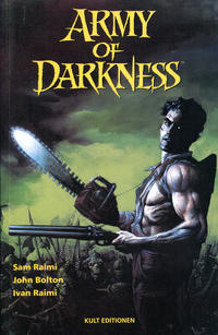 Cover Thumbnail for Army of Darkness (Kult Editionen, 1998 series)