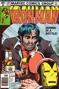 Cover Thumbnail for Iron Man (Marvel, 1968 series) #128