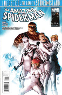 Cover Thumbnail for The Amazing Spider-Man (Marvel, 1999 series) #659