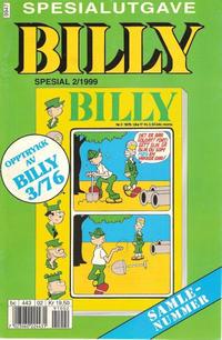 Cover Thumbnail for Billy Spesial (Hjemmet / Egmont, 1998 series) #2/1999