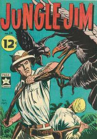 Cover Thumbnail for Jungle Jim (Yaffa / Page, 1965 series) #24