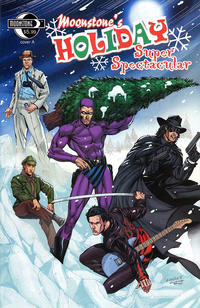 Cover Thumbnail for Moonstone's Holiday Super Spectacular (Moonstone, 2007 series)  [Cover A]