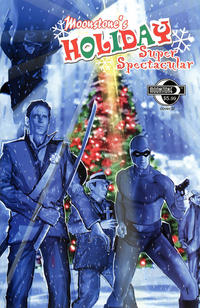 Cover Thumbnail for Moonstone's Holiday Super Spectacular (Moonstone, 2007 series)  [Cover B]