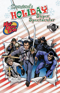Cover Thumbnail for Moonstone's Holiday Super Spectacular (Moonstone, 2007 series)  [Exclusive Edition Mid-Ohio-Con]