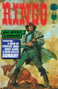Cover Thumbnail for Ringo (K. G. Murray, 1967 series) #41