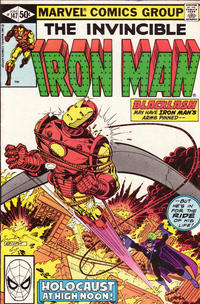 Cover for Iron Man (Marvel, 1968 series) #147