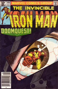 Cover Thumbnail for Iron Man (Marvel, 1968 series) #149