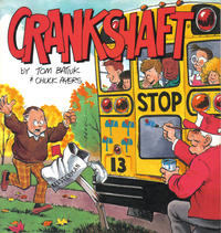 Cover Thumbnail for Crankshaft (Andrews McMeel, 1992 series)