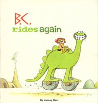 Cover Thumbnail for B. C. Rides Again (Andrews McMeel, 1988 series)
