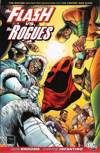 Cover Thumbnail for The Flash vs. the Rogues (DC, 2009 series)