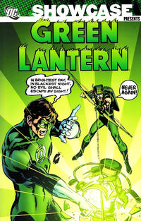 Cover Thumbnail for Showcase Presents Green Lantern (DC, 2005 series) #5