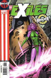 Cover Thumbnail for Exiles (Marvel, 2001 series) #70 [Direct Edition]