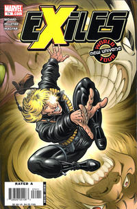 Cover Thumbnail for Exiles (Marvel, 2001 series) #74 [Direct Edition]