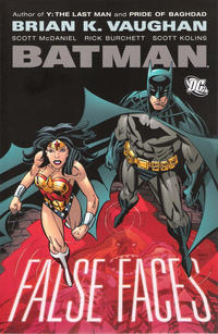 Cover Thumbnail for Batman: False Faces (DC, 2009 series)