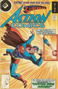Cover Thumbnail for Action Comics (DC, 1938 series) #489 [Whitman]