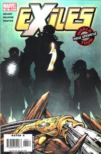 Cover Thumbnail for Exiles (Marvel, 2001 series) #72 [Direct Edition]