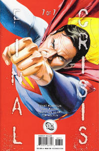 Cover Thumbnail for Final Crisis (DC, 2008 series) #7