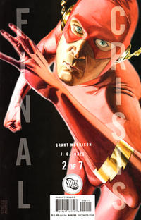 Cover Thumbnail for Final Crisis (DC, 2008 series) #2