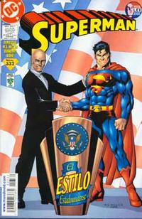 Cover Thumbnail for Supermán (Grupo Editorial Vid, 1986 series) #332
