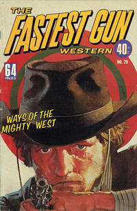Cover Thumbnail for The Fastest Gun Western (K. G. Murray, 1972 series) #29