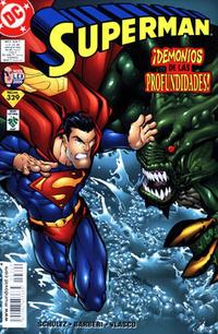 Cover Thumbnail for Supermán (Grupo Editorial Vid, 1986 series) #329