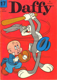 Cover Thumbnail for Daffy (Allers Forlag, 1959 series) #17/1959