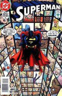 Cover Thumbnail for Supermán (Grupo Editorial Vid, 1986 series) #319