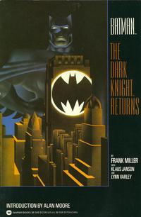 Cover Thumbnail for Batman: The Dark Knight Returns (Warner Books, 1986 series) #[nn]