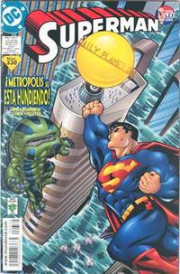 Cover Thumbnail for Supermán (Grupo Editorial Vid, 1986 series) #330