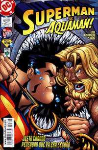 Cover Thumbnail for Supermán (Grupo Editorial Vid, 1986 series) #328