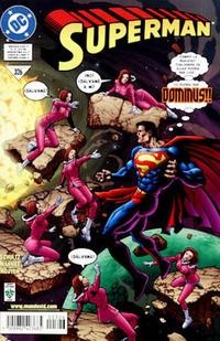 Cover Thumbnail for Supermán (Grupo Editorial Vid, 1986 series) #326
