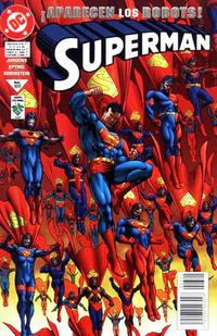 Cover Thumbnail for Supermán (Grupo Editorial Vid, 1986 series) #322