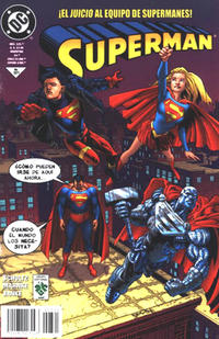 Cover Thumbnail for Supermán (Grupo Editorial Vid, 1986 series) #321
