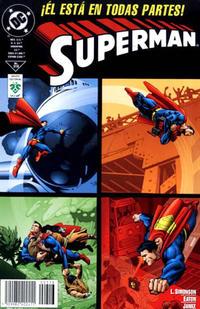 Cover Thumbnail for Supermán (Grupo Editorial Vid, 1986 series) #318