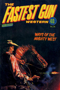 Cover Thumbnail for The Fastest Gun Western (K. G. Murray, 1972 series) #26