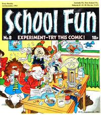 Cover Thumbnail for School Fun (IPC, 1983 series) #8