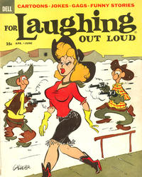 Cover Thumbnail for For Laughing Out Loud (Dell, 1956 series) #7