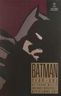 Cover Thumbnail for Batman: Year One (Warner Books, 1988 series)