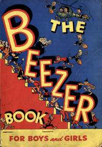 Cover Thumbnail for The Beezer Book (D.C. Thomson, 1958 series) #[1958]