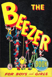 Cover Thumbnail for The Beezer Book (D.C. Thomson, 1958 series) #[1959]